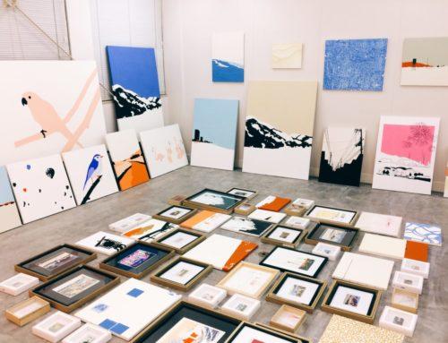 【内田文武 Exhibition「atelier」】